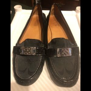Coach authentic loafers